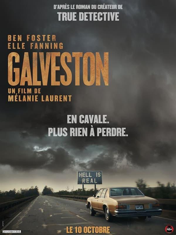 Affiche de Galveston