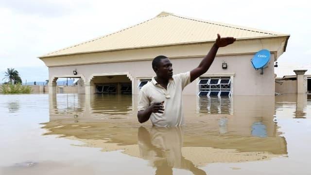 L'état de catastrophe nationale a été déclaré au Nigeria.