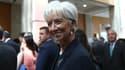 Chrisine Lagarde à Ankara, en Turquie, le 5 septembre 2015.
