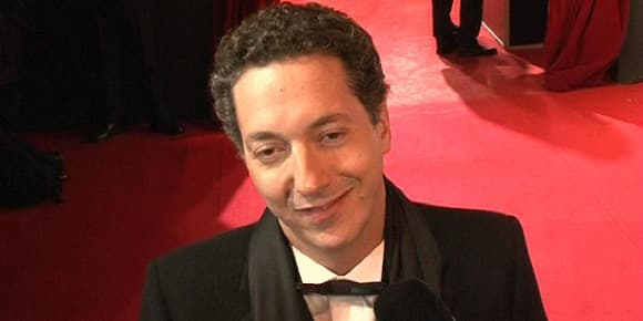 Guillaume Gallienne.