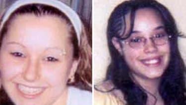 Amanda Berry (à gauche) et Georgina DeJesus (à droite) ont été retrouvées vivantes et en bonne santé avec une troisième femme enlevée, Michelle Knight.