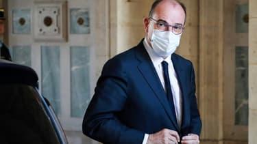 Le Premier ministre Jean Castex, le 21 juillet 2020 à Paris