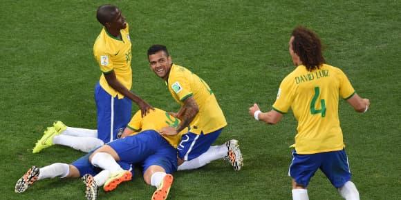 Le Brésil vainqueur 3-1 face à la Croatie
