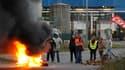 La grève touchait cinq raffineries de Total depuis le 12 décembre.