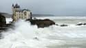 Le 1er février, Biarritz et l'ensemble de la côte Ouest ont connu des grandes marées qui ont causé des dégâts matériels.