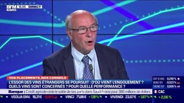 Thierry Goddet (Cavissima) : l'essor des vins étrangers se poursuit - 28/09