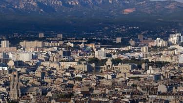 A Marseille, il y a de nombreux logements vétustes