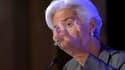 Christine Lagarde s'inquiète pour 2016.