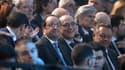 François Hollande avait déjà assisté au match d'ouverture du Mondial (France-Brésil)