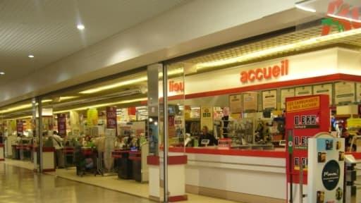 Auchan veut que toutes les marqes haut de gamme de l'électronique soient présentes dans ses rayons.