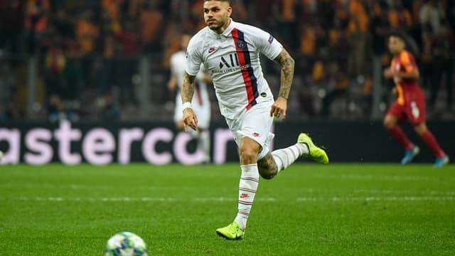 Mauro Icardi Paris-SG