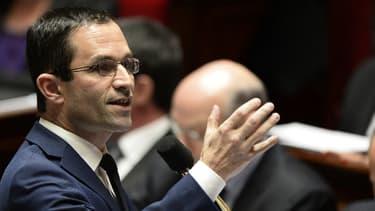 Benoît Hamon a affirmé devant l'Assemblée nationale que la réforme des rythmes scolaires sera appliquée à la rentrée 2014.