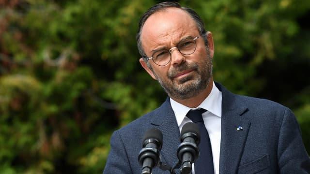 Le Premier ministre Edouard Philippe le 4 septembre dernier.