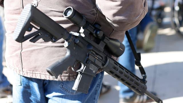 Arme à feu, Etats-Unis (photo d'illustration)