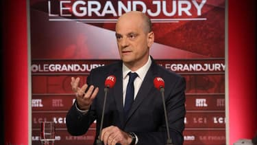 Jean-Michel Blanquer invité du Grand Jury le 10 décembre 2017