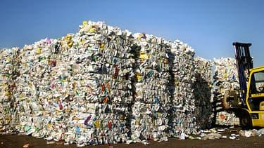 Le recyclage des déchets permet de réduire considérablement la consommation d'énergie servant à produire de nouvelles matières.(image d'illustration)