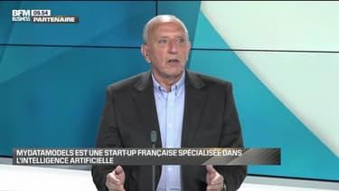 Alain Blancquart (MyDataModels) : MyDataModels est une start-up française spécialisée dans l'intelligence artificielle - 08/05