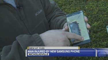 Le Galaxy Note 7 de Michael Klering.