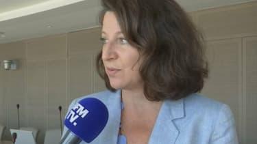 La ministre de la Santé Agnès Buzyn le 18 juin sur BFMTV