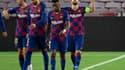 Lionel Messi buteur durant Barça-Naples