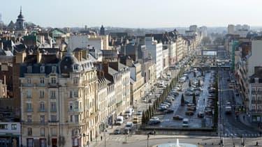 La capitale bretonne se distingue en recevant la palme de la ville la plus fluide et devance Montpellier et Strasbourg