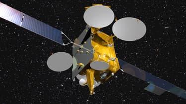 Ces satellites géostationnaires (orbite GEO), sont positionnés à 36.000 km au-dessus de la Terre.
