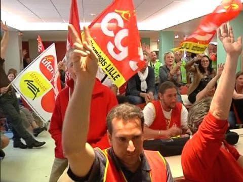 La grève à la Sncf reconduite pour 24 heures - 11/06