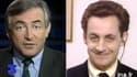 DSK et Sarkozy débattent pendant la campagne des législatives de 1993