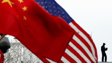 """""""Une guerre commerciale n'est dans l'intérêt ni des deux pays ni des deux peuples"""", a déclaré un officiel chinois."""