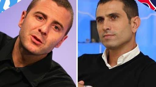 Florian Maurice et Pedro Miguel Pauleta parlent du choc OM-PSG
