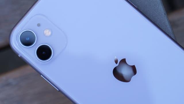 L'iPhone 11