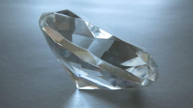 Illustration - Un diamant