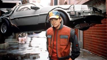 """""""Retour vers le futur 2"""" avec Michael J. Fox (1989)"""