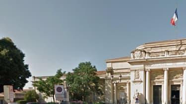 Photo d'illustration. Tribunal de grande instance de Toulon.