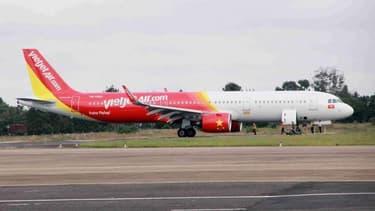 Six passagers ont été légèrement blessés après l'atterrissage difficile d'un avion de la compagnie VietJet.