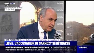 Financement libyen: Ziad Takieddine, principal accusateur de Nicolas Sarkozy, revient sur ses déclarations
