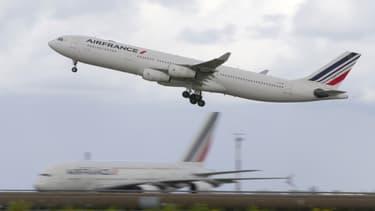 Les attentats de Paris ont coûté environ 120 millions d'euros à Air France-KLM.