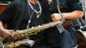 Clarence Clemons, le saxophoniste du E Street Band de Bruce Springsteen, est mort samedi à l'âge de 69 ans, six jours après avoir été victime d'une accident vasculaire à son domicile en Floride. /Photo d'archives/REUTERS/Brendan McDermid