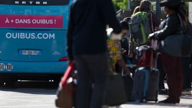 Ouibus serait la première compagnie française d'autobus.