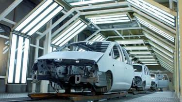 Le montage de la Golf 7 vient de débuter dans les usines allemandes du constructeur.