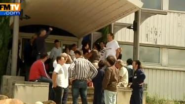 Le bras de fer entre les salariés de l'usine Pilpa et la direction dure depuis juillet.
