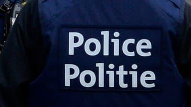 Un policier belge, image d'illustration