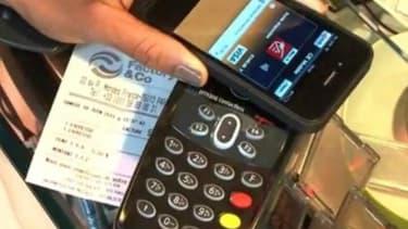 Le paiement sans contact NFC est utilisé par un smartphone sur 100.