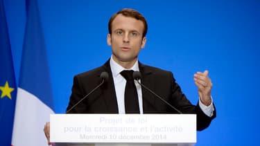 Les 5 milliards d'euros des enchères allemandes faisaient rêver Emmanuel Macron