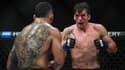 Un combat de MMA