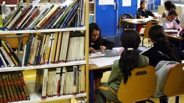 La nouvelle carte de l'éducation prioritaire va être dévoilée ce mercredi par la ministre de l'Education nationale Najat Vallaud-Belkacem.