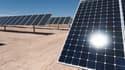 La société Cegelec, filiale de Vinci est en charge de la construction de la centrale solaire de Zagtouli au Burkina Faso. (image d'illustration)