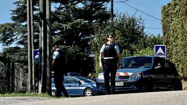 La section de recherche de la gendarmerie de Grenoble est en charge de l'enquête sur la disparition de Maëlys.