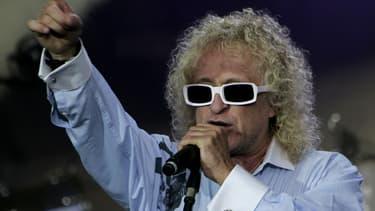 Michel Polnareff, le 14 juillet 2007