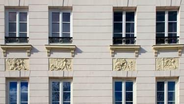 La baisse des prix immobiliers a été marquée en Ile-de-France.